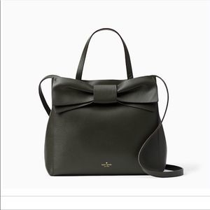 Kate Spade Olive Drive Brigette with Bow in Black